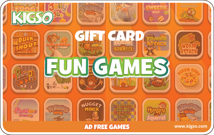 Kigso Games - eGifts